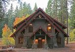 Location vacances Medford - Ashland Lodge with Lake Views, Patio and 5 Mtn Bikes!-1
