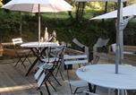 Camping avec Site nature Régusse - Camping La Grangeonne-4