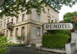 Hôtel Amnéville - Remotel-1
