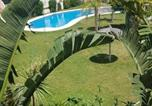 Location vacances Benalmádena - Beach and golf apartament-1