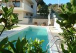 Location vacances  Province de Syracuse - Loft in villa con piscina-1