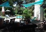 Hôtel Collias - Villa Thermae . Pont du Gard-1