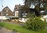 Hôtel Balve - Jagdhaus Weber-2