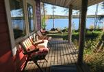 Location vacances Tornio - Puolukkamaan Pirtit Cottages-1