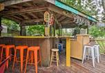 Location vacances Fergus Falls - Dent Resort Cabin - Ultimate Star Lake Escape-2