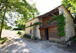 Location vacances Saint-Urcisse - Holiday home Chateau D Agen I-4