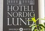Hôtel Lund - Best Western Plus Hotell Nordic Lund-3