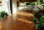 Location vacances Le Lorrain - House with 2 bedrooms in Le Lorrain with furnished garden-2