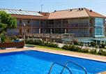 Hôtel Sanxenxo - Aparthotel Punta Cabicastro-4