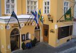 Hôtel Tallinn - Olevi Residents