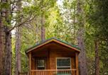 Villages vacances Borrego Springs - Idyllwild Camping Resort Cabin-2