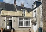 Hôtel Mayenne - Chambre d'Hôtes du Coufrier - Hysope-1