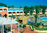 Villages vacances Yasmine Hammamet - Caribbean World Borj Cedria - All Inclusive-3