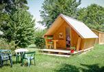 Camping avec Parc aquatique / toboggans Saône-et-Loire - Camping de Tournus-2
