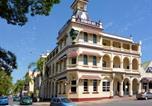 Hôtel Rockhampton - Criterion Motel Rockhampton-1