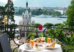 Hôtel 4 étoiles Genève - Le Richemond-1