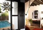 Location vacances Jimena de la Frontera - La Casa Del Piano-1