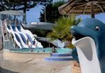 Camping avec Spa & balnéo Finistère - Camping Le Raguènes Plage -2