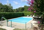 Location vacances Larzac - Holiday home Belves 1-1
