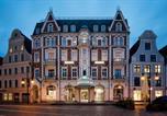 Hôtel Rostock - Pentahotel Rostock-2