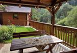 Location vacances Hnilec - Sovia Wellness Chata so saunou a altánkom, Čingov-4