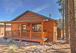 Location vacances Holbrook - Cozy Show Low Cabin Less Than 3 Mi to Fool Hollow Lake!-1