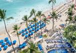 Hôtel Honolulu - Outrigger Waikiki Beach Resort-3