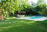 Location vacances Vergt - House with one bedroom in Sainte Alvere with private pool furnished garden and Wifi-2