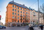 Hôtel Suède - City Hostel-1