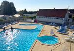 Camping avec Piscine couverte / chauffée Hermanville-sur-Mer - Capfun - Camping Haras-4
