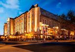 Hôtel Québec - Hotel Chateau Laurier Québec-2