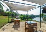 Hôtel Hikkaduwa - Kalla Bongo Lake Resort-3