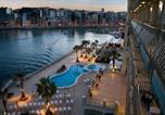 Hôtel Sliema - Cavalieri Art Hotel-1