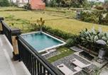 Hôtel Ubud - Ubud Shanti Rice Field House By Supala-3
