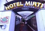 Hôtel Monasterace - Hotel Mirti-1