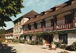 Hôtel Bagnoles-de-l'Orne - Hôtel de Tessé-1