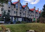 Hôtel Banff - Quality Resort Chateau Canmore-1