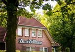 Hôtel Nordenham - Residenz Hotel Zum Zollhaus-2