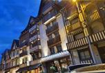 Hôtel Trouville-sur-Mer - Le Trophée By M Hôtel Spa-1