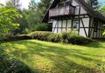 Location vacances Frankenau - Kleine Ferienvilla in Frankenau-2