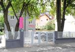 Hôtel Bosnie-Herzégovine - Hostel City House Sarajevo-1