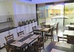 Hôtel Dubai - Al Jawhara Metro Hotel-4
