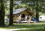 Camping avec Site nature Landry - Camping Huttopia Bozel en Vanoise-1