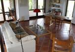 Location vacances Santa Maria della Versa - Lovely Villa in Ziano Piacentino Amidst Vineyards-3