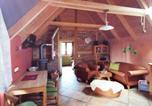 Location vacances Bernbourg - Ziegeleihof inmitten von Wiesen und Wäldern-1