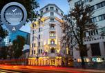 Hôtel Belgrade - Mercure Belgrade Excelsior-2
