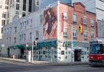 Hôtel Toronto - The Rex Hotel Jazz & Blues Bar-1