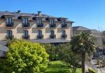 Hôtel Foz - O Cabazo - 3 estrellas superior -