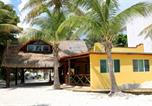 Location vacances Puerto Morelos - The Diving Lodge Downtown-2