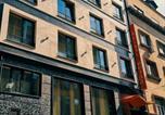 Hôtel Belgrade - Garni Hotel Crystal-4